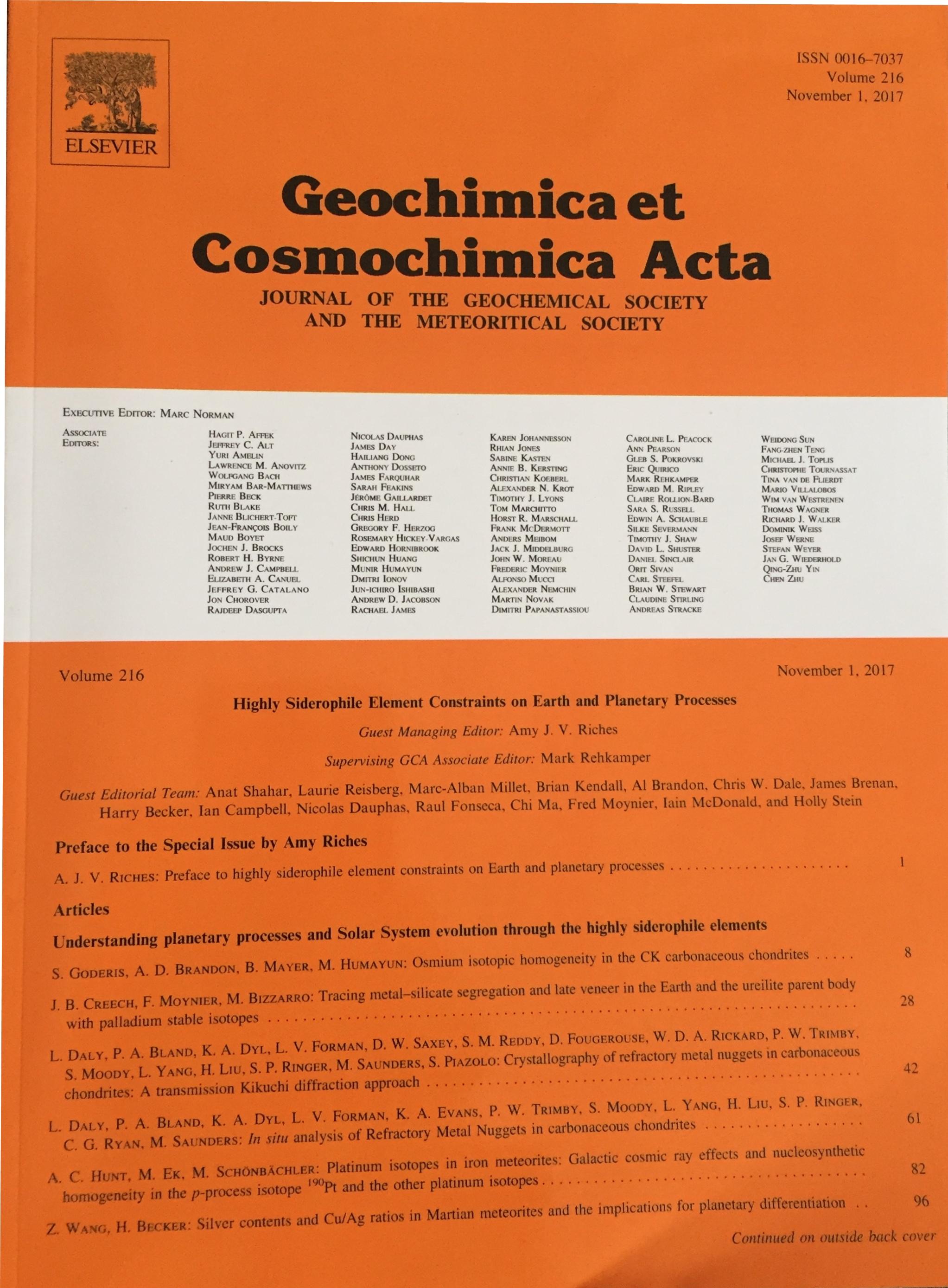 gca cover